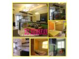Sewa Bulanan / Tahunan Apartemen Seasons City - Studio / 2 / 2+1 / 3+1 BR Unfurnished, Semi & Full Furnished