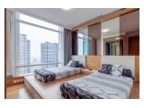 FOR RENT LUXURY AND STRATEGIS APARTMENT IN JAKARTA -KEMPINSKI (2 BEDROOM)