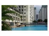 Disewakan Apartemen Jakarta Residence