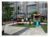 Disewakan Apartemen Sudirman Park, Jakarta Pusat – 2 BR 48 m2 Fully Furnished