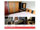 Sudirman Park Apartment Central Jakarta For Monthly / Yearly Rent – 1 / 2 / 3 BR Tower A & B Furnished