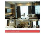 Setiabudi Sky Garden Apartment South Jakarta for Monthly & Yearly Rent – 2 / 3 BR Furnished Good Interior