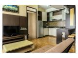 Disewakan Harian / Mingguan Apartemen The Edge Super Block Bandung – 3 BR Fully Furnished