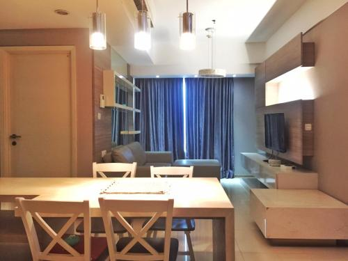 For Rent Casa Grande Residence Apartment In South Jakarta 2 Br Size 80 Sqm Furnished