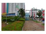 Disewakan / Dijual Bulanan Apartemen The Green Pramuka City-Type Two Bed Room 33 m2, Full Furnished