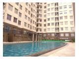 Disewakan Apartemen Casablanca Mansion – 3 BR 62 m2 Fully Furnished