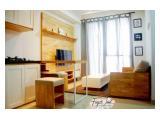 Sewa Apartemen The Royal Olive Residence Jakarta Selatan - 2 BR 51.33m2 Furnished