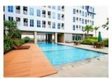 Disewakan Apartement Grand Dhika Bekasi Timur - 24m2 Fully Furnished Strategic Location