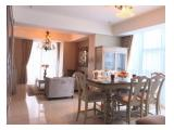 Disewakan Apartemen Casa Grande Residence Phase 2 Tower Chianti 3+1 Bedrooms Private Lift Luas 151 SQM Fully Furnished