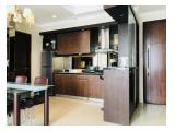 Disewakan Apartemen Denpasar Residence Kuningan City - 2 BR (93 m2) Fully Furnished