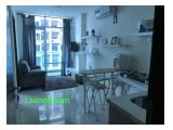 For Rent Apartement and Soho Broklyn Alam Sutera - 1BR Furnished 45.1m2