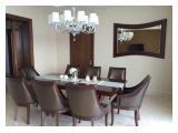 Sewa Apartemen Pakubuwono Residence, Jakarta Selatan – 2 / 2+1 / 3 / 3+1 Bedroom Full Furnished