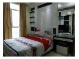 Jual / Sewa Apartemen Central Park Residences – Studio / 1 / 2 / 3 / 1+1 / 2+1 / 3+1 Fully Furnished