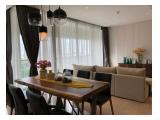 Disewakan / Dijual Apartment Casa Domaine (Area Shangri-La Hotel, Jakarta Pusat) – Brand New 2 BR & 3 BR Fully Furnished
