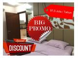(Promo Lebaran ) Apartement Thamrin Executive Residence 1 Bedroom Jakarta