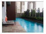 Disewakan Apartemen One Park Avenue di Jakarta Selatan - 2 BR Fully Furnished