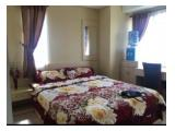 Disewakan Harian / Transit Apartement Margonda Residence 3, 4 & 5 - Studio With Queen Size Bed Fully Furnished