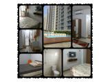 Sewa Bintaro Parkview Apartment Studio dengan Fasilitas langkap