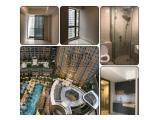 For Rent/Disewakan Condominium/Apartment Taman Anggrek Residence Studio/1BR/ 2BR Fully Furnished