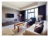 Disewakan Apartemen The Plaza Residence,  Jakarta Pusat.  2 Bedroom,  141 m2 - Fully Furnished