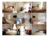 Sewa Apartemen Seasons City Jakarta Barat – Studio / 2 BR / 3+1 BR Fully Furnished – Harian / Bulanan / Tahunan (Cicilan 0% 12 Bulan)