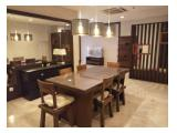 Disewakan Apartemen The Grove Suites Rasuna Epicentrum – 3 BR Luxurious Furnished by Prasetyo Property