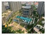 Disewakan Taman Anggrek Residence , Condo Tower A , 1+1 BR , 50 m2
