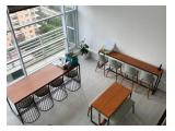 For Rent Apartemen Cityloft type Boston - Suitable for Residence or Office