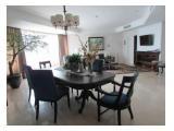 Disewakan Apartemen The Plaza Residence di Jakarta Pusat – 2 Bedroom 192 m2 Fully Furnished