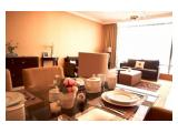 Sewa dan Jual Apartemen Kempinski Private Residences - 2BR / 3BR / 3+1BR Full Furnished