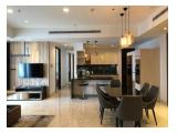 Disewakan Apartement Ciputra World 1 Jakarta, The Residences Ascott (My Home) Jakarta Selatan – 2 BR & 3 BR Luxurious Fully Furnished