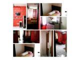 Disewakan Harian / Transit Apartemen Modernland Cikokol , Tangerang - 1/2BR Furnished