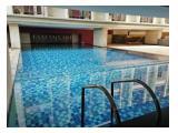 Disewakan Apartemen Tamansari Sudirman di Setiabudi Jakarta Selatan – Studio 29 m2 Fully Furnished