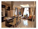Disewakan Apartemen Residence 8 Senopati di Jakarta Selatan – 2BR Full Furnished