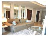 Sewa dan Jual Apartment Anandamaya Residence, New Brand 2/3/4 BR Fully Furnished and Unfurnished Jakarta