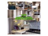 Disewakan apartemen Bassura City,3BR furnished tower terdepan,bisa mingguan,spesialis Bassura City Bess Properti