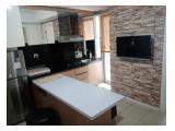 Disewakan 1,3,6 Bulanan/Tahunan & Dijual  Apartemen Green Lake Sunter - Studio Furnish – 2 BedRoom Full Furnish –Bagus Murah