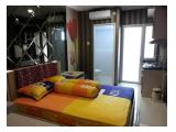 Sewa Apartemen Educity Pakuwon Surabaya – Deluxe Room Studio 21 m2 Full Furnished