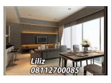 For Rent Apartment Anandamaya Residence Available All Type 2 / 3 / 4 Bedroom Fully Furnished