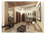 DIJUAL & DISEWAKAN ! Apartemen Taman Anggrek Residences di Jakarta Barat – Studio / 1 / 2 / 3 BR