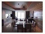 DISEWAKAN / DIJUAL Apartemen Kempinski Private Residence 2BR, 3BR, 4BR Bunderan HI Grand Indonesia Jakarta Pusat Full Furnished and Unfurnished
