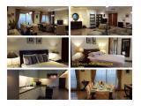For Rent Pavilion at Sudirman, Jakarta 1Br/2Br/3Br with Furnished