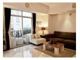 DISEWAKAN / DIJUAL Apartemen Menteng Executive 1BR / 2BR/ 3BR Fully Furnished