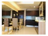 Sewa Apartemen Denpasar Residence Kuningan City – 2 Bedrooms 93 m2 Fully Furnished
