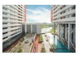Disewakan Apartemen Sebelah Binus tipe Studio Siap Huni Sangat Cocok untuk Mahasiswa