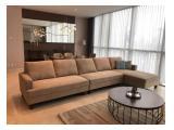 Disewakan / Dijual Apartemen Casa Domaine (Shangri-La Hotel) Jakarta Pusat – Brand New 2 & 3 BR Luxurious Design