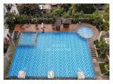 Disewakan Bulanan/Harian Apartemen Signature Park - 2 BR (pool view)