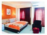 Sewa Harian Apartemen Center Point Bekasi – Tipe 2 Bedrooms Full Furnished Tower A-B-C-D