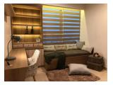 Disewakan Apartment Pondok Indah Residence di Jakarta Selatan – Type 1 / 2 / 3 BR Fully Furnished & Brand New