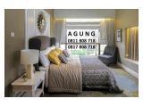 Rent Apartment 1Park Avenue Gandaria Jakarta Selatan – 2 BR / 3 BR Semi / Full Furnished View Pakubuwono / Botanica / Pondok Indah (Marketing Inhouse)